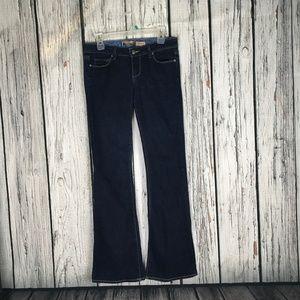 Paige Laurel Canyon Bootcut Jeans sz 28